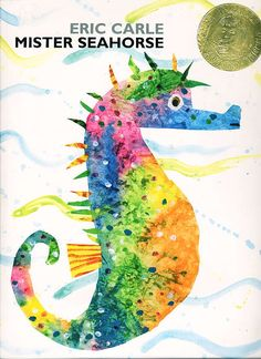 Eric Carle books are great !
