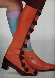Fashion Shoes 19 New Ideas 60s And 70s Fashion, Mod Fashion, Trendy Fashion, Fashion Shoes, Vintage Fashion, Sporty Fashion, Fashion Women, Winter Fashion, Retro Mode