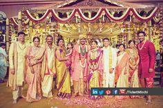 Manchu Manoj Wedding Photos..!!