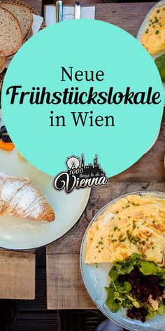 New breakfast bars in Vienna - Whether avocado toast, Eggs Benedict or short crust with butter and jam. Vienna turns out to be mor - Breakfast Pizza, Hashbrown Breakfast, Austria, Good Food, Butter, Avocado Toast, Restaurants, Travel, Health