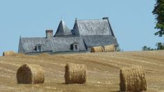 Driving to the Loire Valley -just 1 1/2hr north west of La Trimouille