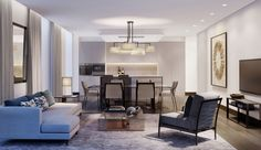 The New Victorientals: Inside the NOVA building by Land Securities, Victoria, London Interior Design London, Contemporary Interior Design, Luxury Interior Design, Interior Design Inspiration, Design Ideas, Mews House, Home And Family, Living Room, Furniture