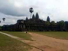The splendid Angkor Wat. Cambodia Trip 12|2013
