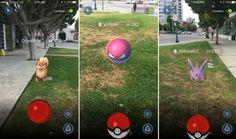 Pokémon GO: Disponível em alguns países
