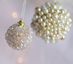 I am going to repurpose my wedding dress...may use the pearl buttons in the back to make one of these :)
