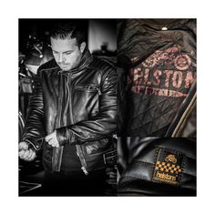 Lucifer Motorcycles - Vetements et accessoires moto - Online Shop Motorcycle Shop, Motorcycles, Leather Jacket, Classic, Shopping, Classic Motorcycle, Boutique Online Shopping, Studded Leather Jacket, Derby