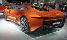 Jaguar C-X75 Concept - Perry Stern, Automotive Content Experience