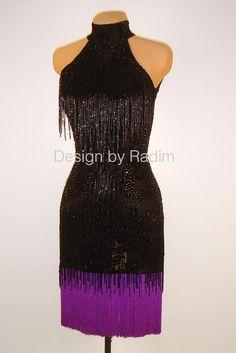 Latin Dance Dresses & Rhythm Dresses by Radim Lanik Latin Ballroom Dresses, Ballroom Costumes, Ballroom Dance Dresses, Ballroom Dancing, Latin Dresses, Dance Costumes, Baile Latino, Tango Dress, Dance Fashion