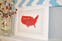 Land of the Free Printable I Heart Nap Time   I Heart Nap Time - How to Crafts, Tutorials, DIY, Homemaker