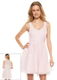Disney's Cinderella a Collection by LC Lauren Conrad Mesh-Back Dress at Kohl's