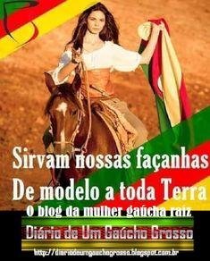 Gaucho, Rio Grande Do Sul, 1, Terra, Blog, Movies, Movie Posters, Woman, Pride
