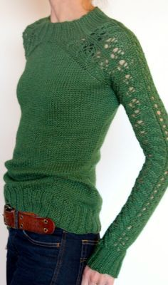 this green is a great color- cute but easy to throw on in a rush