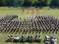 Famous Maroon Band  #hailstate