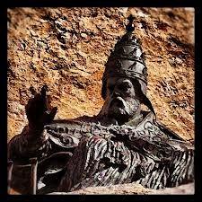 El Papa Luna ....la layenda de la ciudad