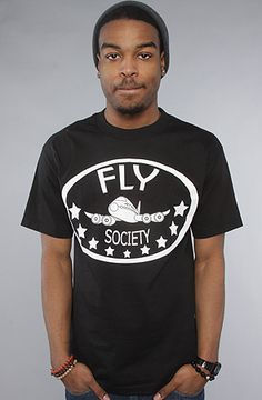 0b35a5b1554  13 Fly Society The Classic Tee in Black - Use repcode SMARTCANUCKS for 10%  off