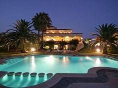 Beachfront Villa - Marbella, Spain
