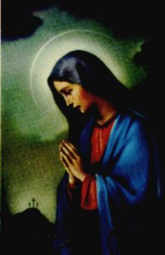 Catholic devotions - First Saturday devotion to Our Lady in reparation for offenses commited against Her Immaculate Heart Blessed Mother Mary, Blessed Virgin Mary, Spiritual Paintings, Queen Of Heaven, Our Lady Of Sorrows, Catholic Prayers, Jesus On The Cross, Roman Catholic, Mario