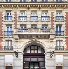 12 Modern Hotels in Historic Buildings Around the World - Photo 7 of 24 - Les Bains in Paris' Le Marais district has an epic cultural history—to say the least. In 1885, Les Bains Douches became Paris' first and most popular bathhouse and was known to host Marcel Proust on a regular basis. In 1978, it was turned into a nightclub that became the ultimate scene where every influential star made appearances—from Prince and Mick Jagger to David Bowie, Karl Lagerfeld, and Andy Warhol. After it…