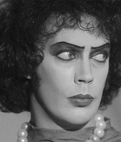 tim curry rocky expressions - Google Search