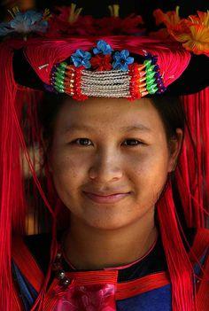 Thailand Hill Tribes, Girl, Thailand girl