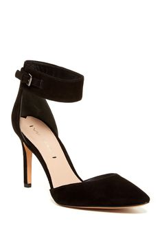 Idabelle Ankle Strap Pump by Via Spiga