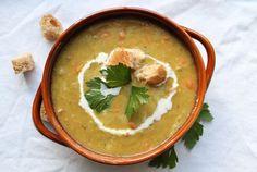 Classic Split Pea Soup Bowl