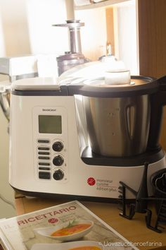 monsieur cuisine plus silvercrest Rice Cooker, Slow Cooker, Lidl, Crock, Connection, Kitchen Appliances, Cooking, Recipes, Food