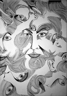 faces Ewangel78 by egrzywacus