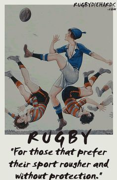 Shop Vintage French Women's Rugby - Poster created by TheRugbyStore. Personalize it with photos & text or purchase as is! Art Football, Soccer Art, Vintage Football, Rugby À Xiii, Rugby Images, Rugby Poster, Rugby Girls, Female Soccer Players, Womens Rugby
