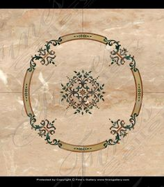 Marble Medallions | Marble Flooring Medallions | Beautiful Medallions | Stone Medallions
