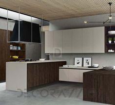 #kitchen #design #interior #furniture #furnishings  комплект в кухню Arredo3 Kali, AK2RT