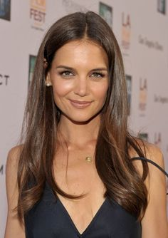 katie holmes She's come into her own .... Love it. Love when women find their inner strength!