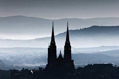 Dix magnifiques photos du livre Clermont-Ferrand patrimoine et architecture - Cyberbougnat - Clermont-Ferrand