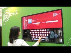 ▶ Campaña pantalla táctil y realidad aumentada para stand Turismo de Peru - YouTube
