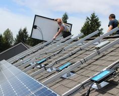 Solar panels for homes diy