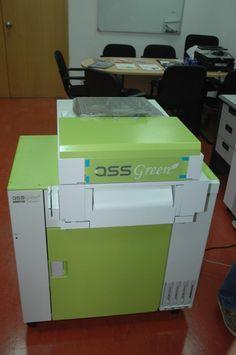 Noritsu Dry lab  green Duplex