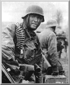 Many Faces Of Men Of The Wehrmacht
