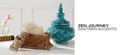 Zen Journey: Eastern Accents - http://fancycentral.com/153/zen-journey-eastern-accents/