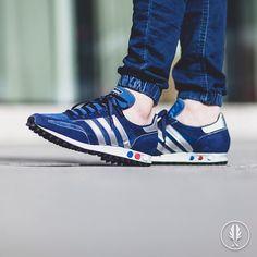 """Adidas La Trainer OG"" Dark Marine | US 7.0 - 12.5 | 109.95 | Now Live @afewstore | @adidas @adidas_de @adidasoriginals @adidas_gallery @teamtrefoil #adidas #LATrainer #OG #DarkMarine #klekttakeover #womft #sneakerheads #sadp #sneakersaddict #hypebeast #wdywt #solecollector #igsneakercommunity #snkrhds #teamcozy #instakicks #sneakershouts #kickstagram #snobshots #solevalue #dailykicks #therealblacklist #hichemog #kicksonfire #sneakerfreaker #sneakerzimmer #sneakersmag #thedropdate"