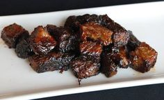The Smokin' Okie's burnt ends are served weekends at the Coach's in Bricktown.
