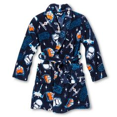 Boys' Star Wars Robes - Navy