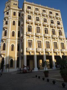 Cámara Oscura (Edificio Gómez Vila) Plaza Vieja (Havana)