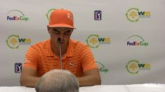 Rickie Fowler breaks down in tears after just missing 1st win in front of his grandparents - SBNation.com