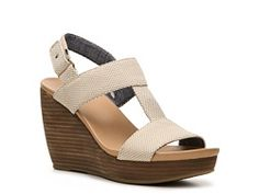the awkward moment when I like the look of the Dr. Scholl's shoe better than most other designer's wedges ive seen recently.