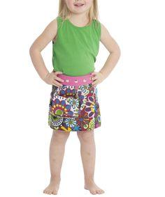 Kinderrock Mädchenrock Sommerrock Wickelrock Wenderock Baumwollrock Jeansrock Rock Mädchen Kind