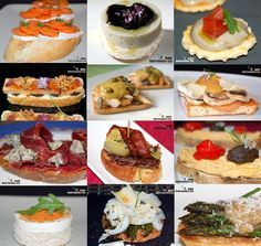 12 recipes de pinchos (spanish food