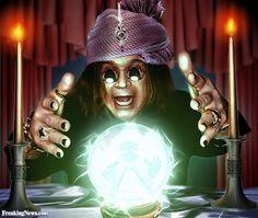 Ozzy Osbourne Get Free Psychic Reading at OnlinePsychic.eu