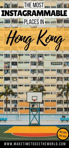 Whilst we don't advocate traveling for the 'Gram - there are some incredible photography spots in the city that will delight any happy snapper. We've got the 30 Most Instagrammable Places in Hong Kong - all which can be reached via the MTR - and have included a map + directions so you don't get lost. #HongKong #Instagram | Hong Kong Photography | Hong Kong Instagram | Hong Kong Travel | Hong Kong Nightlife
