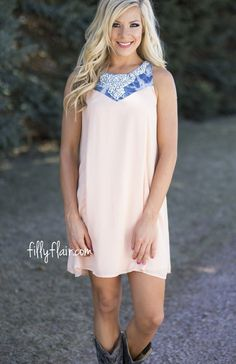 Uptown Beauty - Absolutely stunning dress available at Filly Flair!