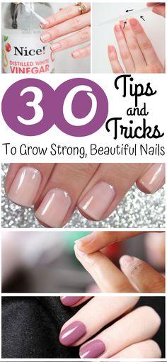 nail tips and tricks \ nail tips . nail tips acrylic . nail tips design . nail tips and tricks . nail tips with dip powder . nail tips gel . nail tips acrylic short . nail tips acrylic colored Ongles Forts, Nails Factory, Beauty Hacks That Actually Work, Nagel Hacks, Strong Nails, How To Grow Nails, Healthy Nails, Health And Beauty Tips, Beauty Tips And Tricks